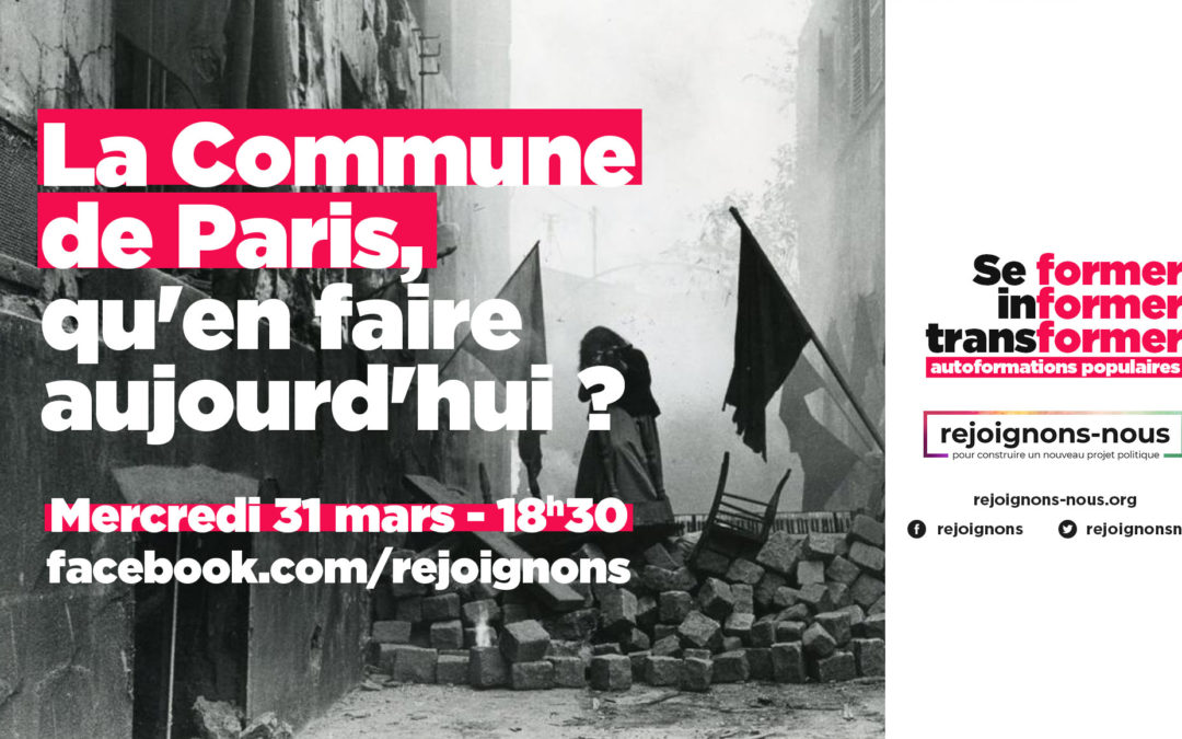 [vidéo] La Commune de Paris, qu'en faire aujourd'hui ?